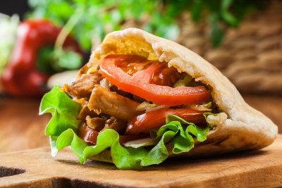 Kebab pita - Bosphor